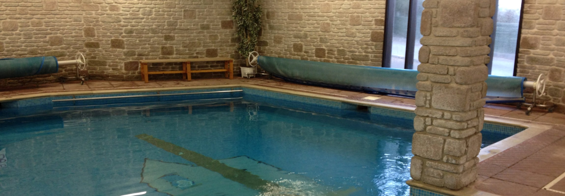Wheal Rodney Holiday Park Swimminig Pool